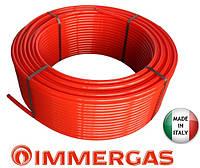 Труба полимерная IMMERGAS ImmerPE-RT с антидиффузионным слоем EVOH 16x2 (200 м)
