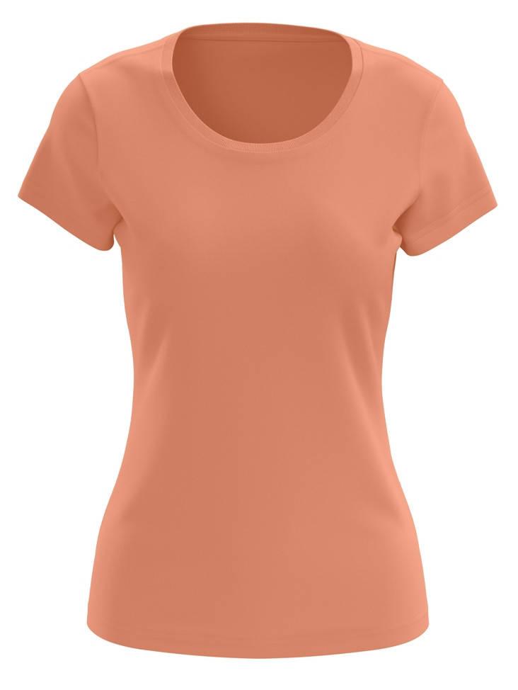Футболка женская Peach 100% cotton