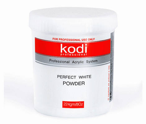 Perfect White Powder (Базовый акрил белый) 224 гр
