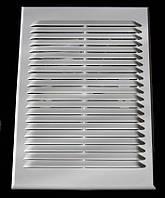 Решетка вентиляционная пластиковая 155*155 на распорных лапках