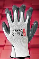 Перчатки из нейлона с нанесением нитрила RNIFO, фото 1