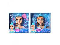 Кукла манекен - голова для причесок L2015-61-62 Frozen