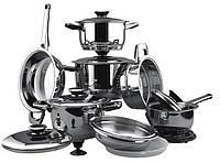 Выбираем кухонную посуду: как не «обжечься» и не «прогореть»?
