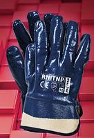 Перчатки из нейлона с нанесением нитрила RNITNP