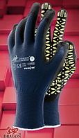 Перчатки из нейлона с нанесением нитрила RYELLOWBERRY