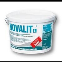 Краска фасадная полисиликатная  NOVALIT L  лесировочная
