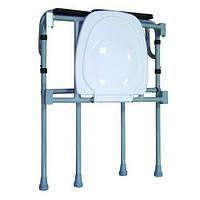 Складной стул-туалет нерегулируемый СТС - 2.1.0