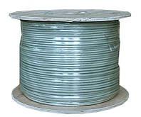 Одножильный неэкранированный кабель cablexpert upc-7004-so cat7 медь awg23 305 м