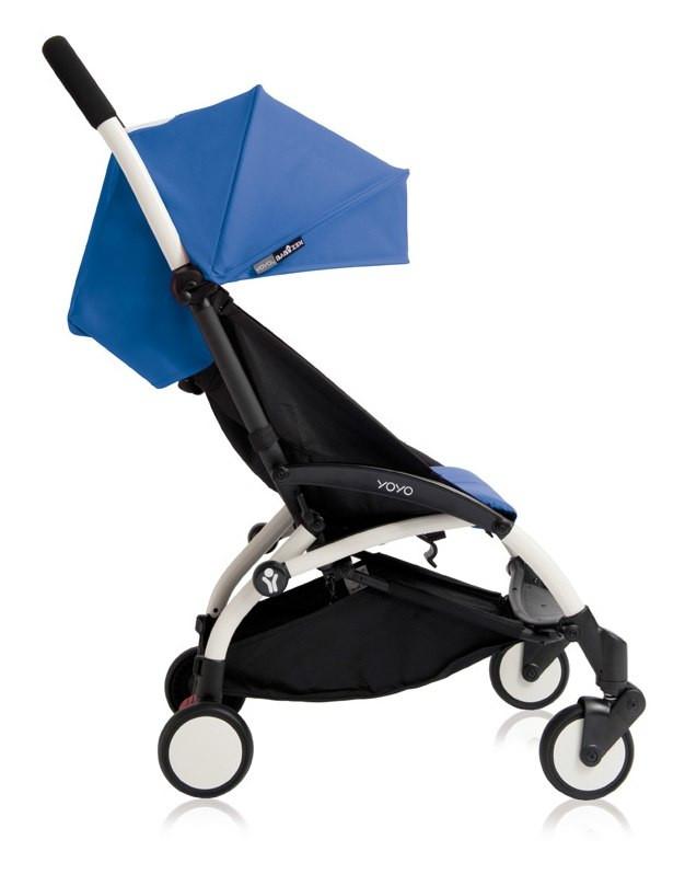 Прогулочная коляска BabyZen Yoyo шасси White