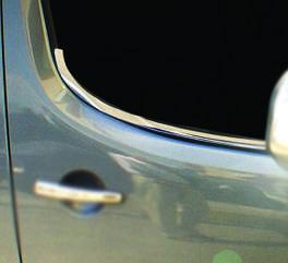 Окантовка вікон Peugeot Partner Tepee (2 шт.)