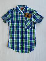 Рубашка с коротким рукавом Alcott мужская