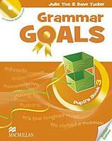Grammar Goals 3 Pupil's Book + CD-ROM
