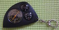 Курвіметр з компасом і термометром LX-2