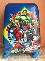 Чемодан детский дорожный Супер - герой Avengers 1112