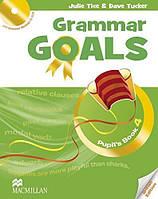 Grammar Goals 4 Pupil's Book + CD-ROM
