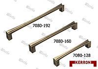 Ручки мебельные Kerron EL-7080 MAB , фото 1