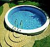 Сборный каркасный бассейн MILANO 8,0 х 1,5 м