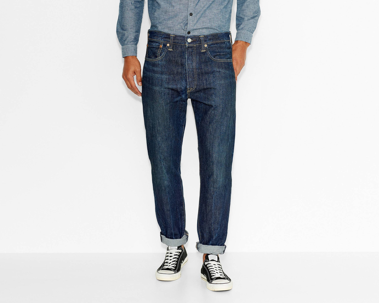 Джинсы Levi's 501 CT, Long Ridge, 38W32L, 181730030