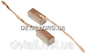 Щетки меднографитовые 4х4х9 (2 шт)