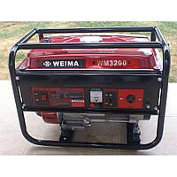 Бензиновый генератор Weima WM 3200