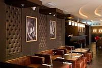 Декоративные панели из искусственной и натуральной кожи, стеновые панели