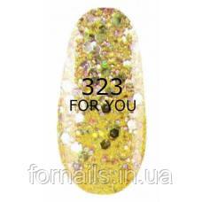 Гель-лак For You №323