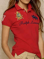 Ralph Lauren Polo original женское поло ралф лорен женская футболка купить в Украине