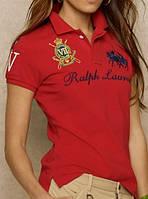 Ralph Lauren Polo original женское поло ралф лорен женская футболка купить в Украине, фото 1