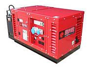Электростанция EUROPOWER EPS10000E H/MA, 10 кВА (бензин, переносная, всепог. Кожух. Электростарт)