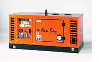 Электростанция EUROPOWER New Boy EPS103DE 10 кВА  (дизель, Электростарт)