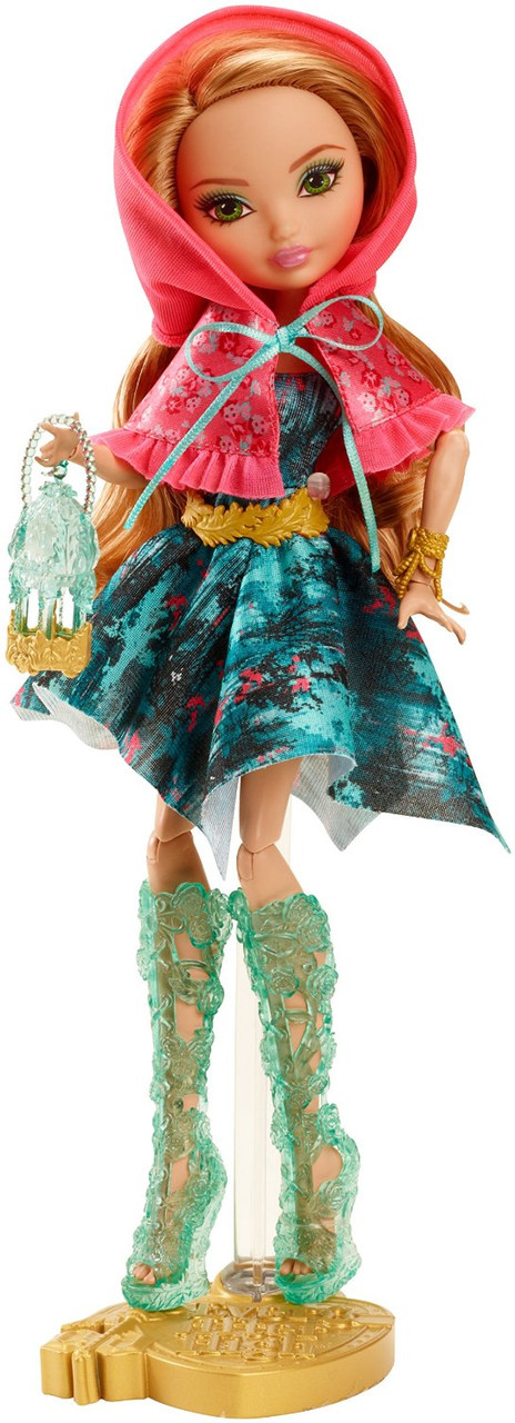 Кукла Эвер Афтер Хай Эшлин Элла серия Через лес Ever After High Through The Woods Ashlynn Ella Doll , фото 1