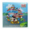 Фотоальбом DISNEY (дитячий альбом) 200/10х15см. книжковий палітурка,місце для записів., фото 2
