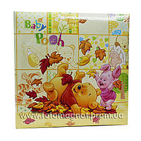 Фотоальбом DISNEY (детский альбом) 200/10х15см. книжный переплёт,место для записей.