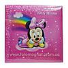 Фотоальбом DISNEY (дитячий альбом) 200/10х15см. книжковий палітурка,місце для записів., фото 4