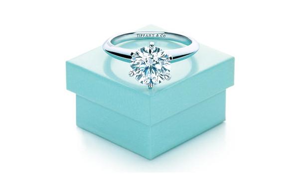 Кольца Tiffany & Co / Тиффани