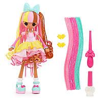 """Кукла Lalaloopsy Girls """"Разноцветные пряди"""" - Сливочный пломбир (Вафелька)"""