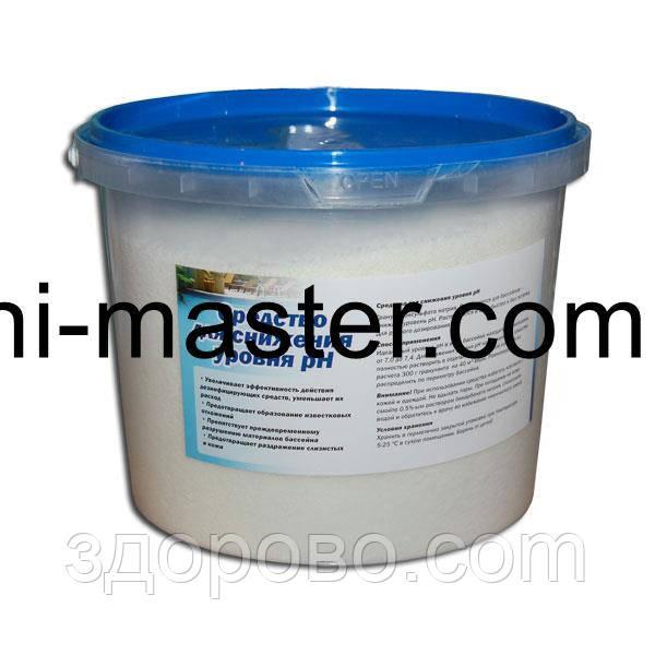Средство для понижения pH, (5 кг)