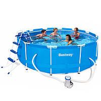 Каркасный бассейн  366x99 см Intex 28218