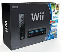 Игровая приставка Nintendo Wii Black Sports Resort Pack NTSC US, фото 1