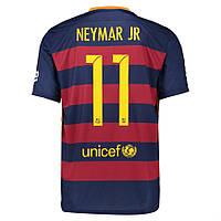 Футбольная форма Барселоны (№11 Неймар), фото 1