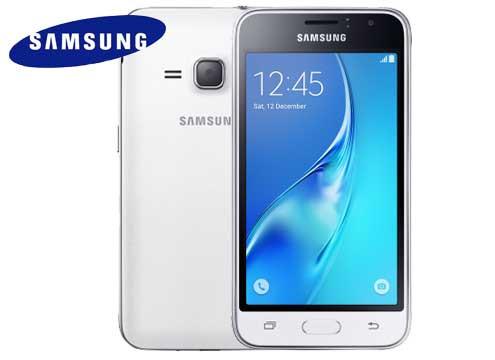 Смартфон Samsung J120H Galaxy J1 2016 (White)