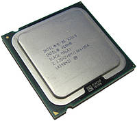 Процессор  4 ядра Intel Core2 Quad Q6600 (8M Cache, 2.40 GHz, 1066 MHz FSB)