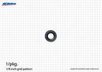Кольцо уплотнительное (резинка с металлом) (сальник) трубки осушителя к конденсатору кондиционера OPEL VECTRA-C SIGNUM для 1848044 24418368