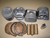 Поршень цилиндра ВАЗ 2108,21081 d=76,0 гр.A М/К (Black Edition+п.п+п.кольца) (МД Кострома). 2108-1004018