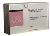 Капсулы Ialugen R3 для внутренней биоревитализации содержат три активных вещества: 1 уп. 30капсул