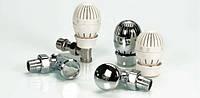 Термостатичні крани R 470 Giacomini для радіаторів