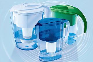 Фильтры для воды кувшинного типа (кувшины).