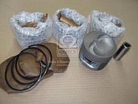 Поршень цилиндра ВАЗ 2110,2111 d=82,0 гр.D М/К (Black Edition+п.п+п.кольца) (МД Кострома)