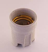 Патрон керамический Е 27