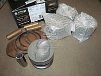 Поршень цилиндра ВАЗ 21011,2106 d=79,8 гр.A М/К (Black Edition+п.п+п.кольца) (МД Кострома)